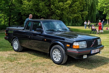 Volvo 240 D pick-up conversion 1986 fr3q
