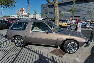 AMC Pacer D/L wagon 1978 side