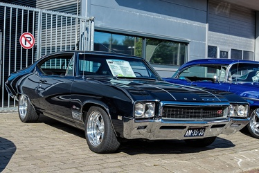 Buick GS 350 hardtop coupe restomod 1968 fr3q