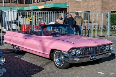 Cadillac 62 convertible coupe 1962 pink fr3q