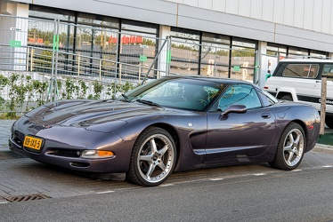 Chevrolet Corvette C5 fastback coupe 1998 fl3q