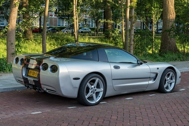 Chevrolet Corvette C5 fastback coupe modified 2001 r3q