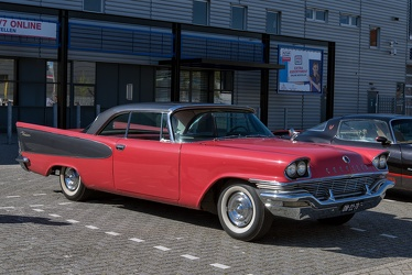 Chrysler Windsor hardtop coupe 1957 fr3q