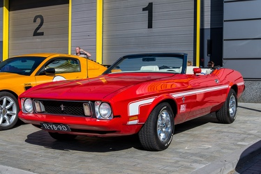 Ford Mustang S1 convertible coupe restomod 1973 fl3q