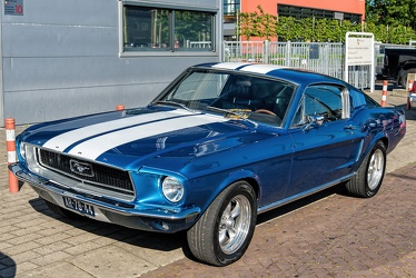 Ford Mustang S1 fastback coupe restomod 1968 fl3q