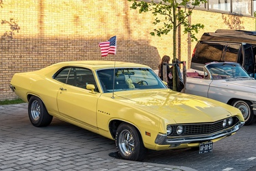 Ford Torino fastback coupe 1970 fr3q