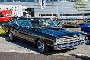 Ford Torino GT fastback coupe 1969 fr3q