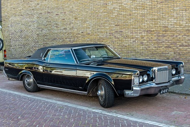 Lincoln Continental Mark III 1969 fr3q