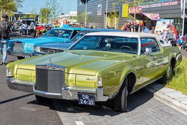 Lincoln Continental Mark IV 1972 fl3q