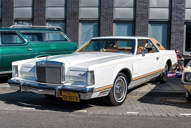 Lincoln Continental Mark V 1978 fl3q