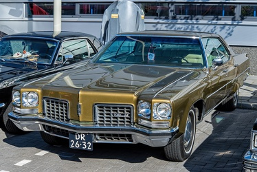 Oldsmobile 98 hardtop sedan 1972 fl3q