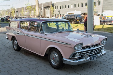 Rambler Six Custom Cross Country 1959 fr3q
