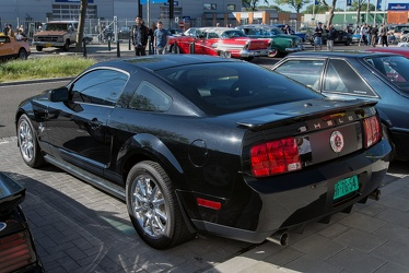 Shelby Ford Mustang S5 GT-500 KR 2008 r3q