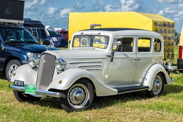 Chevrolet Master 4-door sedan 1934 fl3q