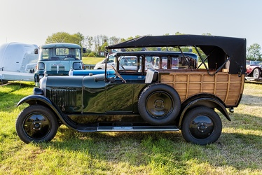 Citroen B12 Normande 1925 side