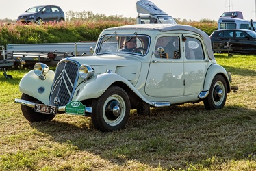 Citroen Traction Avant 7C decouvrable 1936 fl3q