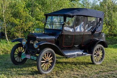 Ford Model T tourer 1923 fl3q