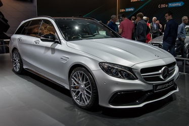AMG Mercedes C 63 S S205 estate 2015 fr3q