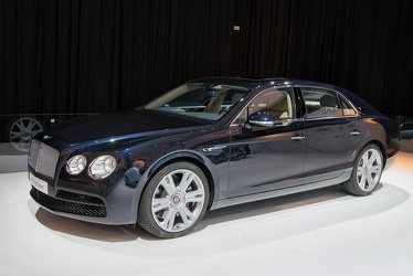 Bentley Flying Spur V8 2015 fl3q