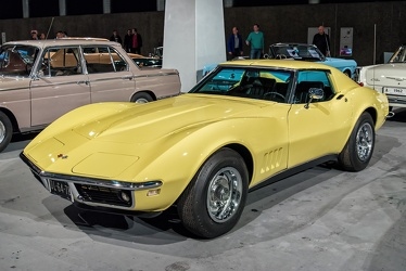 Chevrolet Corvette C3 coupe 1968 fl3q
