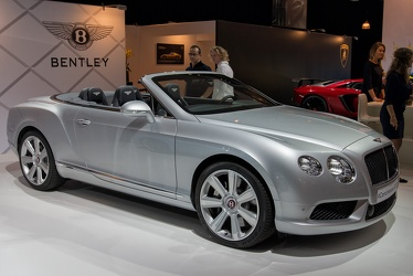 Bentley Continental GTC S2 2014 fr3q