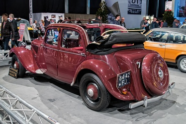 Citroen Traction Avant 11 BN La Decapotable by AEAT 1950 r3q