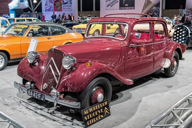 Citroen Traction Avant 11 BN La Decapotable by AEAT 1950 fl3q