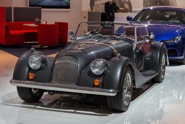 Morgan Plus 4 2015 fl3q