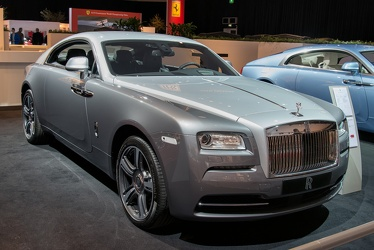 Rolls Royce Wraith Inspired by Film 2015 fr3q