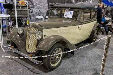 Adler Trumpf Junior Type 1E convertible sedan by Ambi-Budd 1937 fl3q
