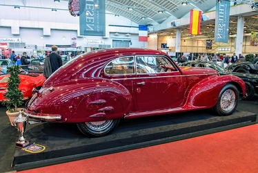 Alfa Romeo 6C 2500 Sport berlinetta by Touring 1939 side