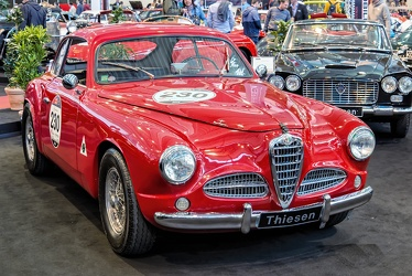 Alfa Romeo 1900 C Sprint berlinetta by Touring 1952 fr3q