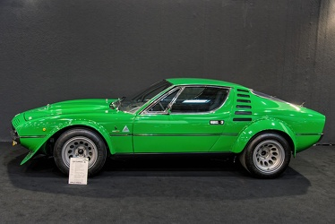 Alfa Romeo Montreal Group 4 by Autodelta 1971 side