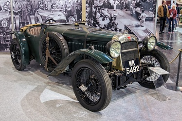 Alvis FWD FA Le Mans 2-seater by Carbodies 1928 fr3q