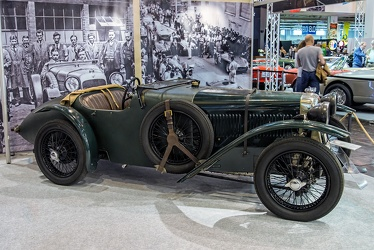 Alvis FWD FA Le Mans 2-seater by Carbodies 1928 side