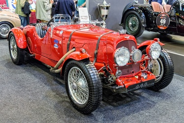 Aston Martin 2 Litre Speed Model B Type 2-seater 1936 fr3q