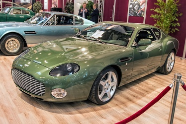 Aston Martin DB 7 coupe by Zagato 2003 fl3q