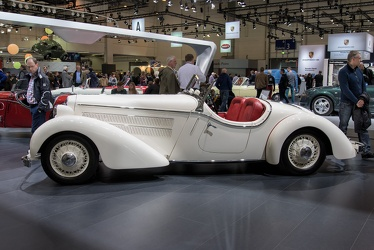 Audi Front UW 225 roadster by Horch 1935 side