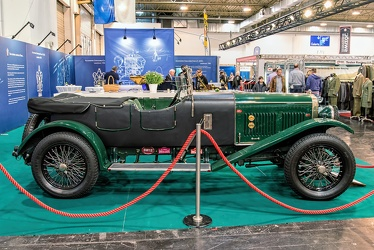 Bean 16/80 HP Super Sport tourer by Sandford & Morgan 1927 side