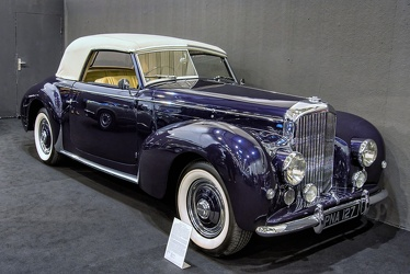 Bentley Mk VI DHC by Graber 1948 fr3q