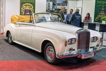Bentley S3 DHC by Mulliner replica 1963 fr3q