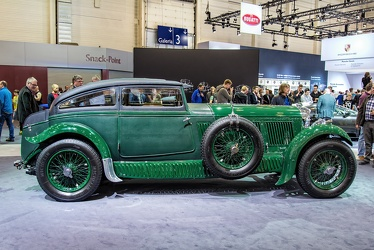 Bentley Speed Six Blue Train coupe by Gurney Nutting 1930 side