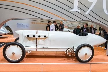 Benz 200 PS Blitzen-Benz record car 1909 side