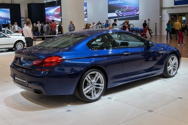 BMW 650i xDrive coupe 2015 r3q