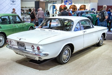 Chevrolet Corvair 600 Monza Spyder coupe 1964 r3q
