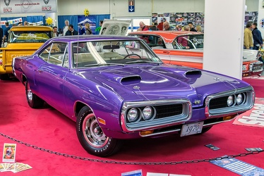 Dodge Coronet Super Bee 426 Hemi hardtop coupe 1970 fr3q
