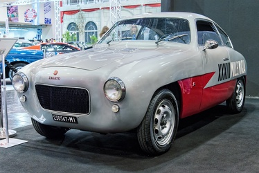 Fiat 1100/103 TV berlinetta by Zagato 1953 fl3q
