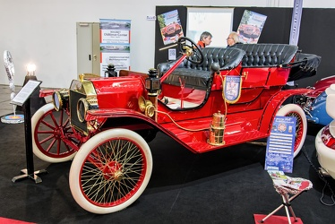 Ford Model T tourer 1911 fl3q