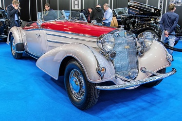 Horch 853 spezial roadster by Erdmann & Rossi replica 1937 fr3q