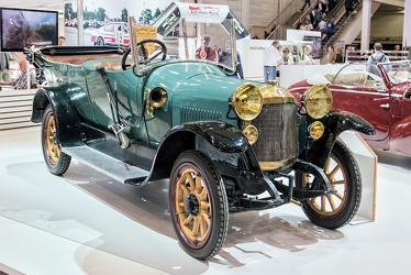 Laurin & Klement Type So-200 tourer 1921 fr3q